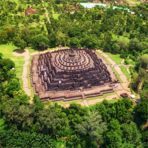 Le mandala de la nature appliqué à l'habitat : une chemin vers soi