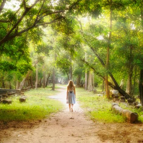 Dharma : la juste expression de notre être dans ce monde