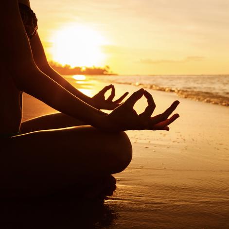 L'équilibre se trouve à l'endroit précis où nos mondes intérieurs et extérieurs se rencontrent